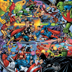 Marvel vs DC Comics