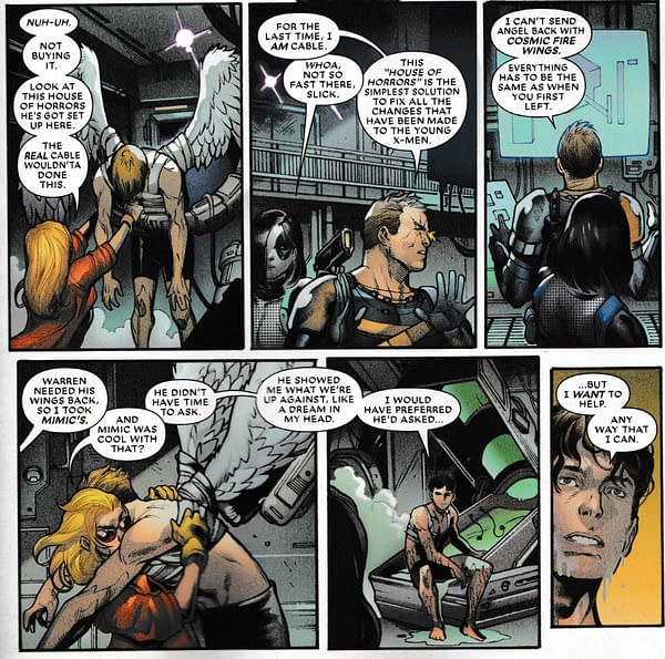 Two Top Theories For That Extermination #4 Ending (Spoilers)