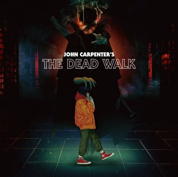 John Carpenter's New Song The Dead Walk Released This Morning