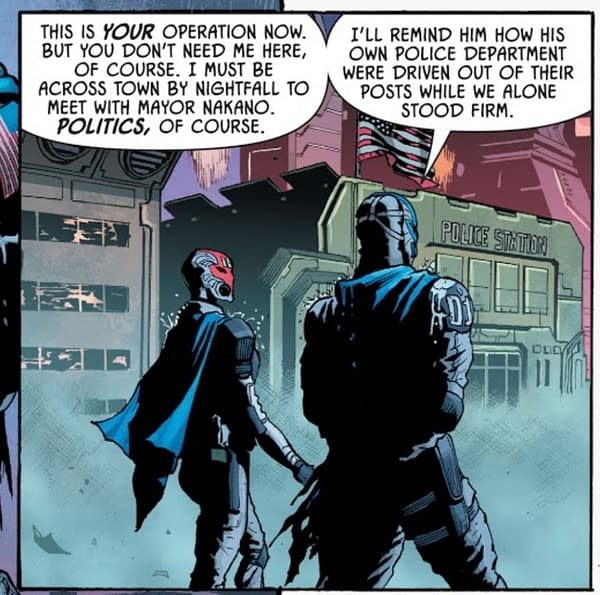 Shoot Batman, And Anyone, On Sight In Future State: Next Batman #3