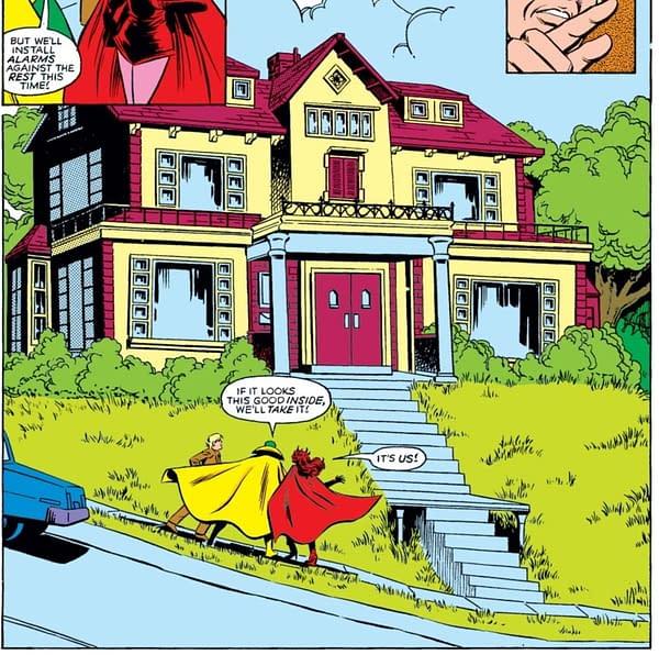 Marvel Comics Creators Credited On WandaVison - But Why? (Spoilers)