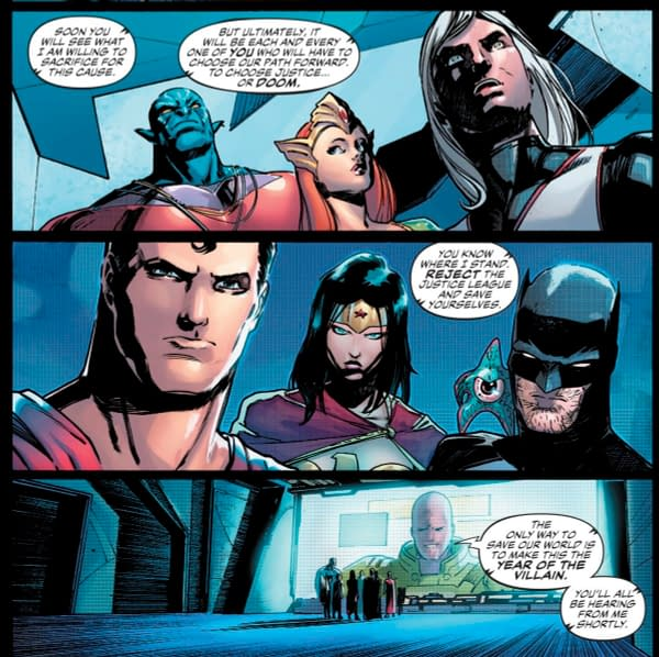 Did Justice League #34 Just Spoil the Next Month-and-a-Half of DC Comics Titles (Spoilers)