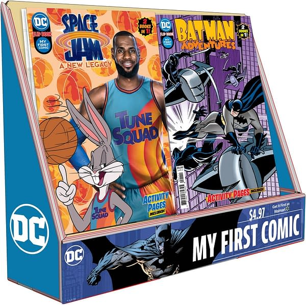 Biff! Bam! Pow! Comics Aren't Just for Adults Anymore!