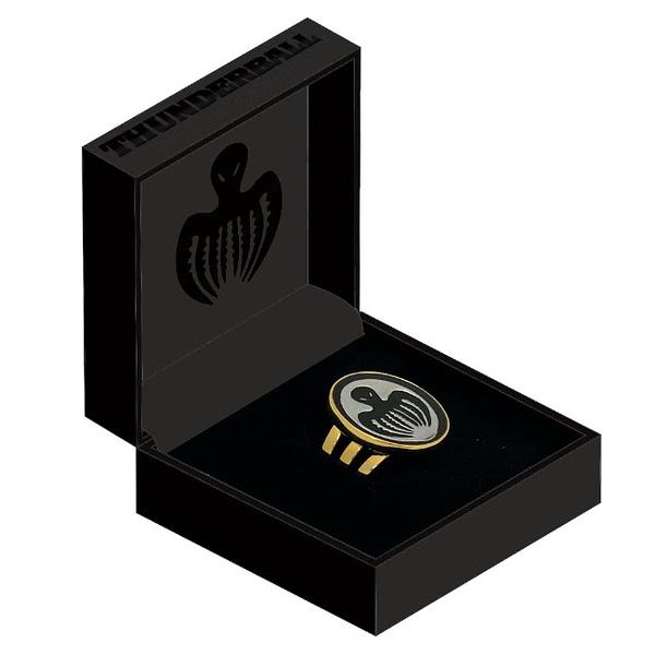 Factory Entertainment James Bond Ring 3