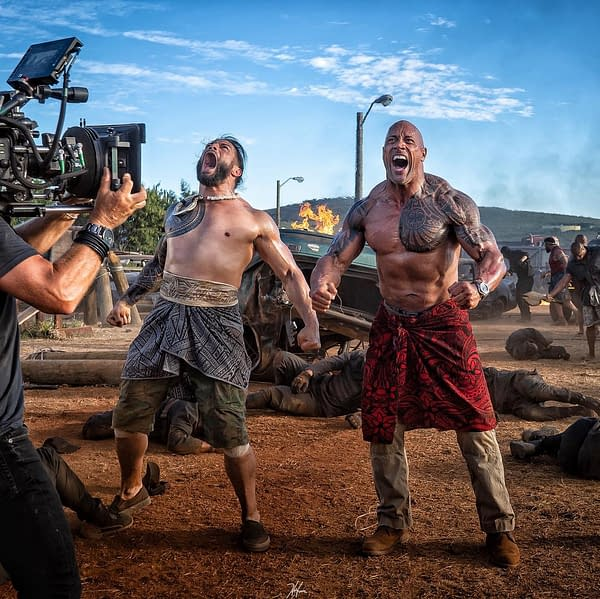 Roman Reigns to Play The Rock's Brother in 'Hobbs and Shaw'