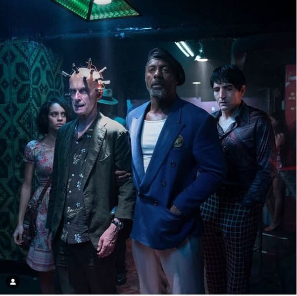 The Suicide Squad: James Gunn Release New Image Featuring Team