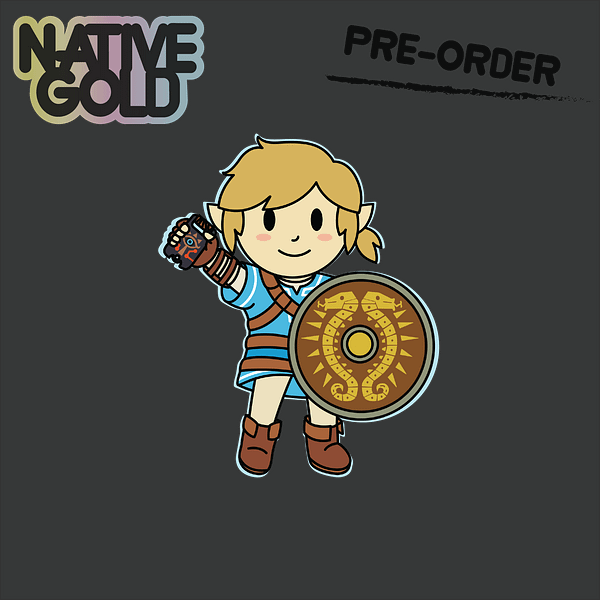 //Link pin available for pre-order