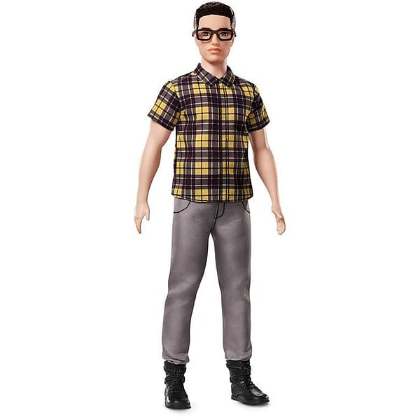 Ken Doll Gets A Modern Makeover From Mattel, Love That Man Bun!