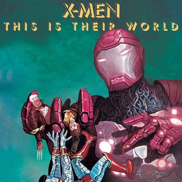 X-Men: Gold Cover Pays Homage To A Queen Album Cover With A Unique History