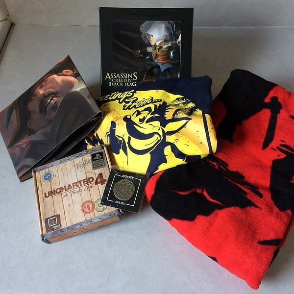 What's In The Box?! Loot Gaming For July 2017