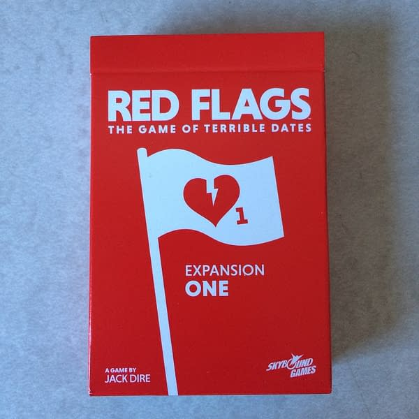 For Better Or Worse?: We Review The 'Red Flags' Expansion Decks