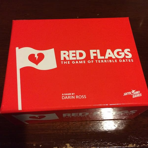 Have I Got A Date For You! We Review 'Red Flags'