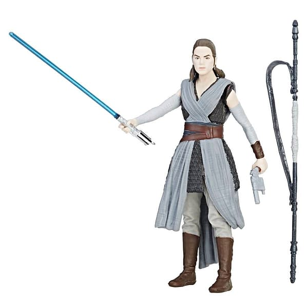 The Last Jedi Toys Are Finally Revealed — And There Is A Lot!