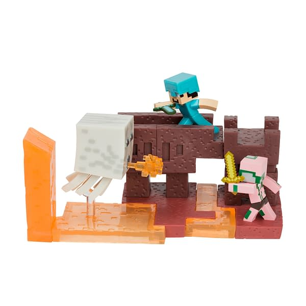 More Minecraft Craftables From JiNX & Extra Goodies To Review