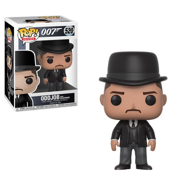 Bond…James Bond To Take Over Stores Shelves From Funko