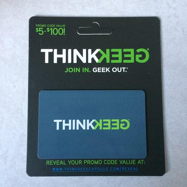 Our Last Look At The ThinkGeek Capsule From GeekFuel