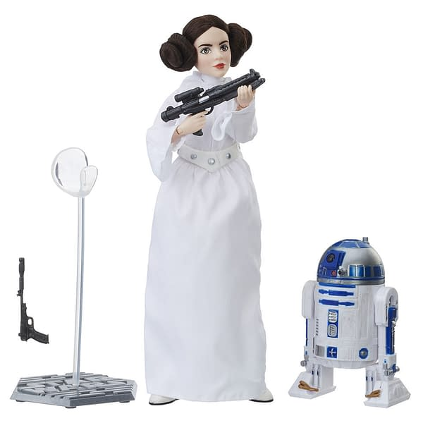 Leia and R2 Forces of Destiny Exclusive 1