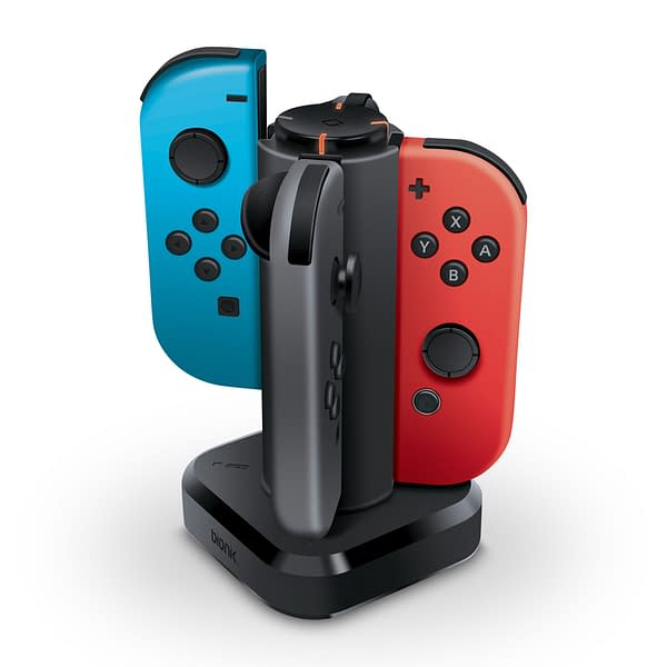 Getting More From My Switch With Bionik's Tetra Power & Giganet Adapter