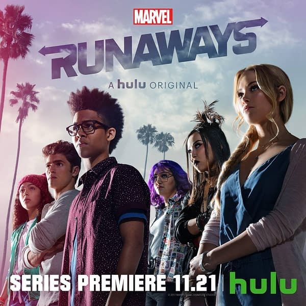 Runaways Season 1: Two More Promo Posters Ahead Of The Release