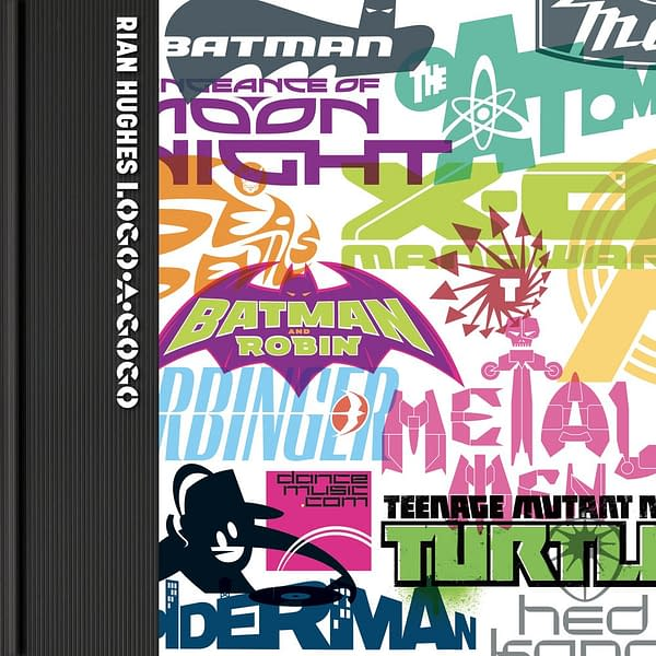 Rian Hughes To Publish Massive Collection Of His Logos Through The Decades