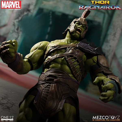 Hulk Dazzles In New One:12 Collective Thor Ragnarok Figure