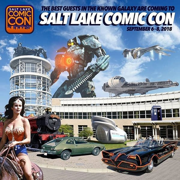 """Salt Lake Comic Con """"May"""" Change Its Name in 2018 – Any Suggestions?"""