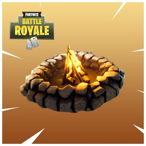 Fortnite Unleashes Its Latest Patch, Which Includes an Uncozy Campfire