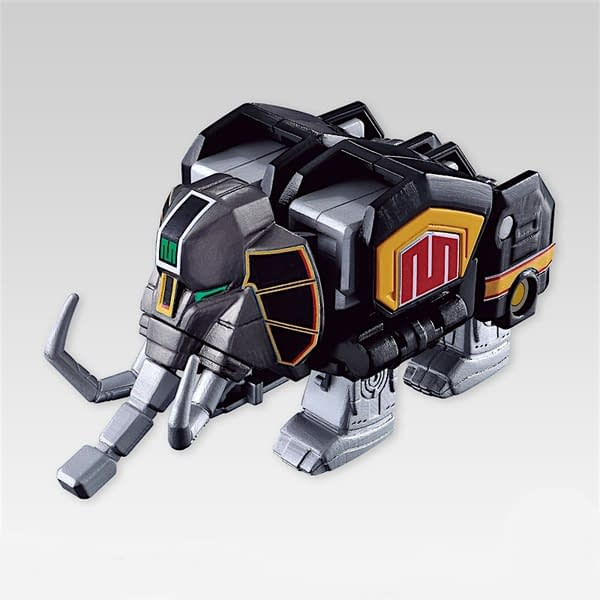 Battle Mode Sequence Engaged: We Review the Power Rangers Shogukan Model Kits