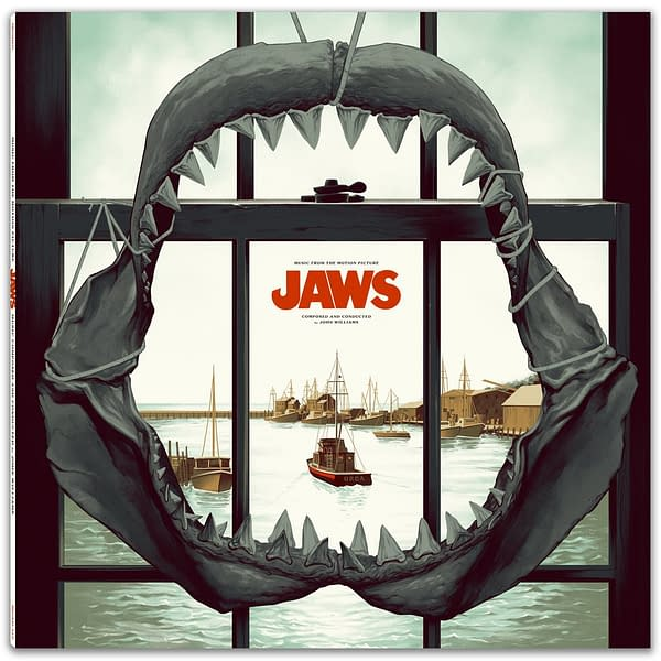 Mondo Release of the Week: Another Shot at Jaws!