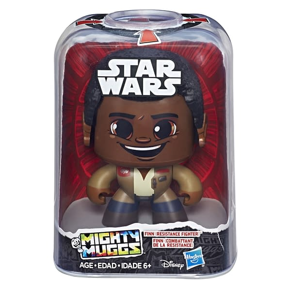 Mighty Muggs Already Get a Second Wave from Hasbro