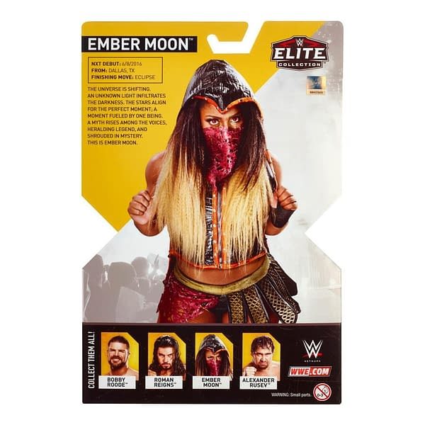 WWE NXT Gets a Plethora of New Figures at Target Stores
