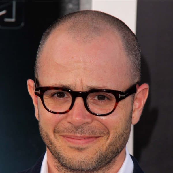 """Damon Lindelof at the """"Star Trek Into Darkness"""" Los Angeles Premiere, Dolby Theater, Hollywood, CA 05-14-13"""