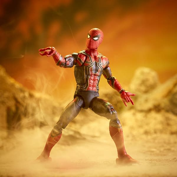 Avengers Infinity War Marvel Legends Waves 1 and 2 Fully Revealed