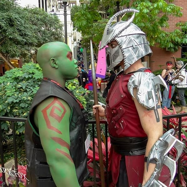 Cosplay Spotlight Double Feature: Sanura Cosplay and Cryptic Cyborg