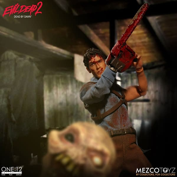 Evil Dead Fans: One:12 Collective is Taking Preorders for Ash Now!