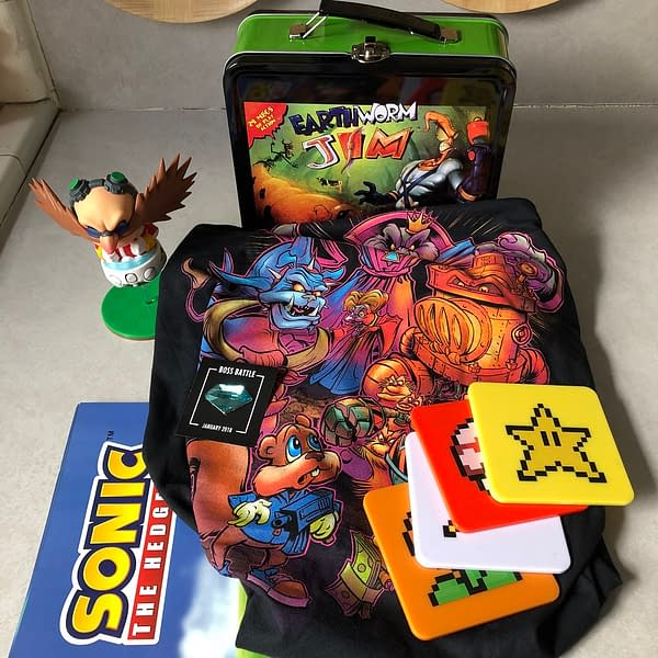 What's In The Box?! Loot Gaming – February 2018