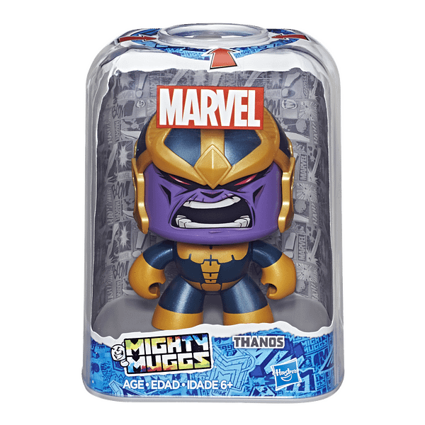 Marvel Mighty Muggs Get Even More New Figures From Hasbro