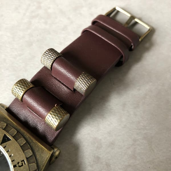 Fortress Festoon: Exploring Geeky Jewelry and Watches from ThinkGeek