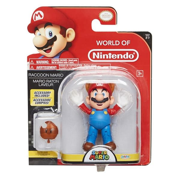 World of Nintendo Figures Wave 12 Hits Stores in April