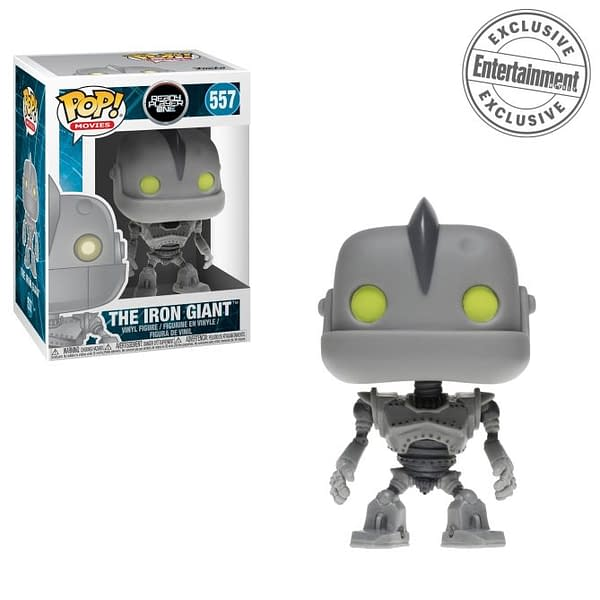 Check Out These Funko 'Ready Player One' Pops!