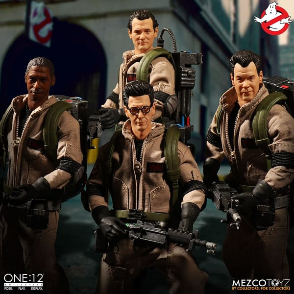 Ghostbusters One:12 Collective Figures are up for Preorder Now, and They Look Incredible