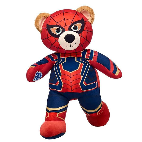 Avengers: Infinity War Hits Build-A-Bear, and It Is Adorable