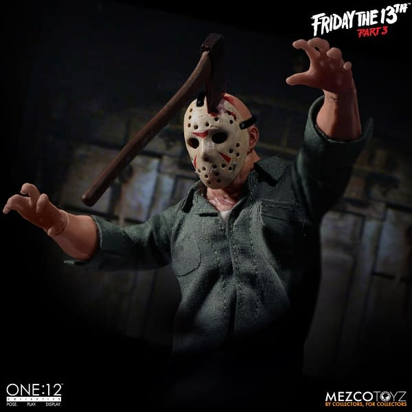 Jason Voorhees is Still Celebrating Friday The 13th, Coming to One:12 Collective