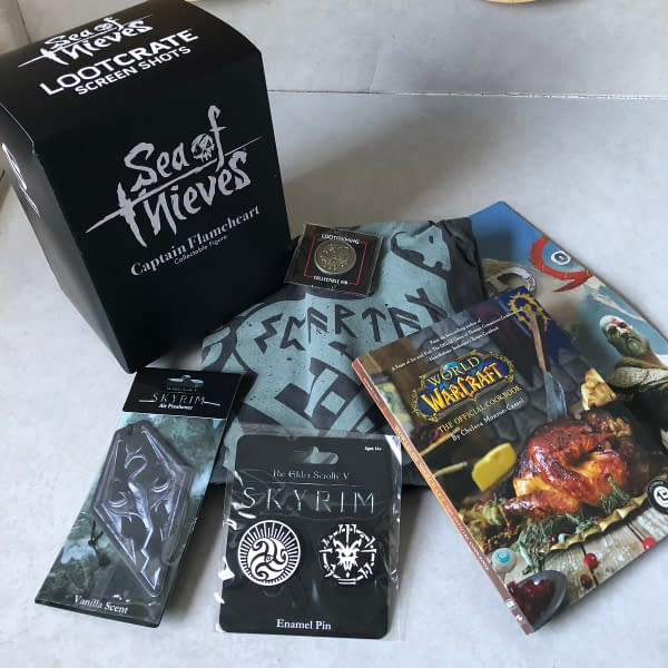 What's In The Box?!: Loot Gaming – April 2018