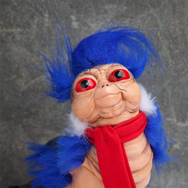 We Need It: 'Ello Worm from Labyrinth 1:1 Statue
