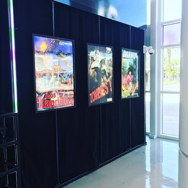 Framing Your Movie Poster Collection in the Best Light: An Interview with LED Frame Developer Jesse Snodgrass