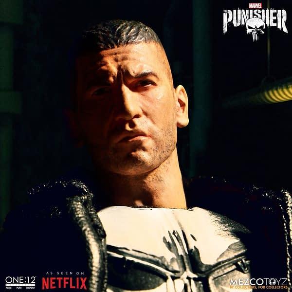 One 12 Collective Netflix Punisher Figure