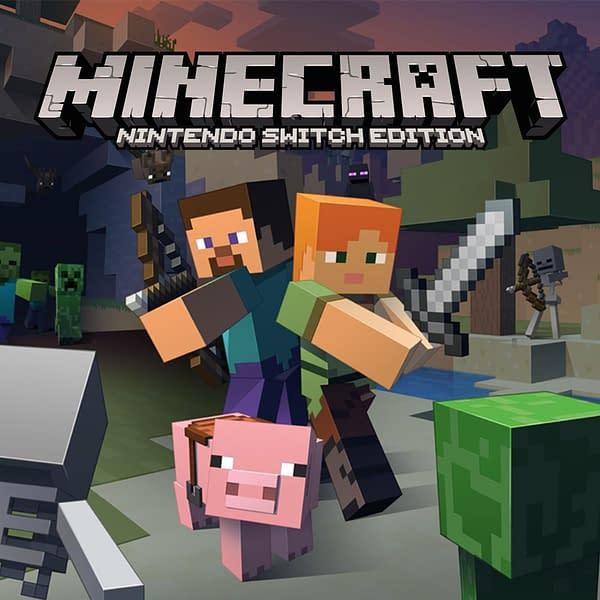 Nintendo Switch's Version of Minecraft to Get Cross-Platform Play
