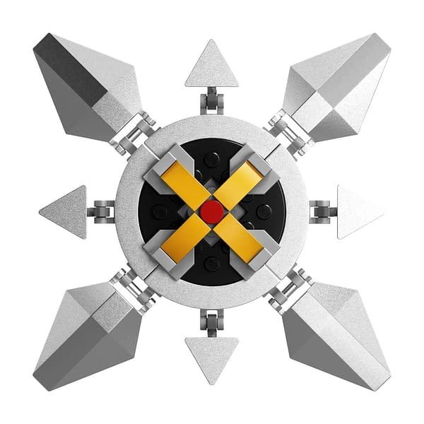 LEGO Ideas Voltron Set 8