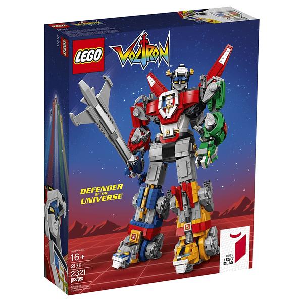 LEGO Ideas Voltron Set 15